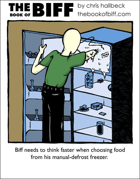 #13 – Freezer