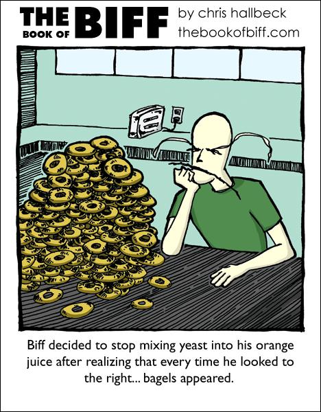 #50 – Bagels