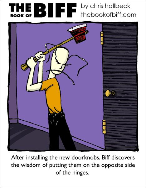 #62 – Doorknob