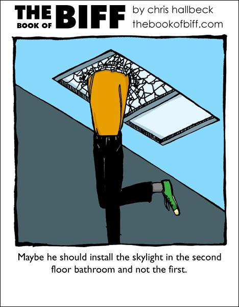 #69 – Skylight