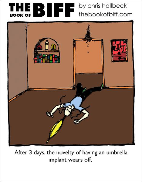 #77 – Umbrella