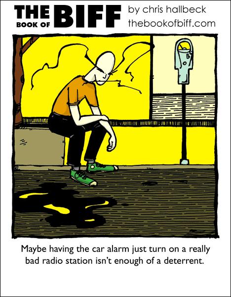 #84 – Alarm