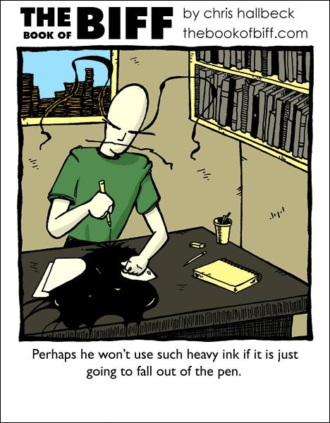 #87 – Ink