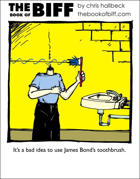 #103 – Toothbrush