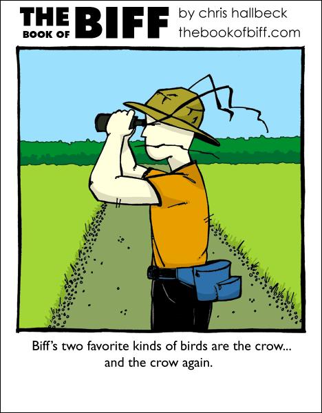 #126 – Crow