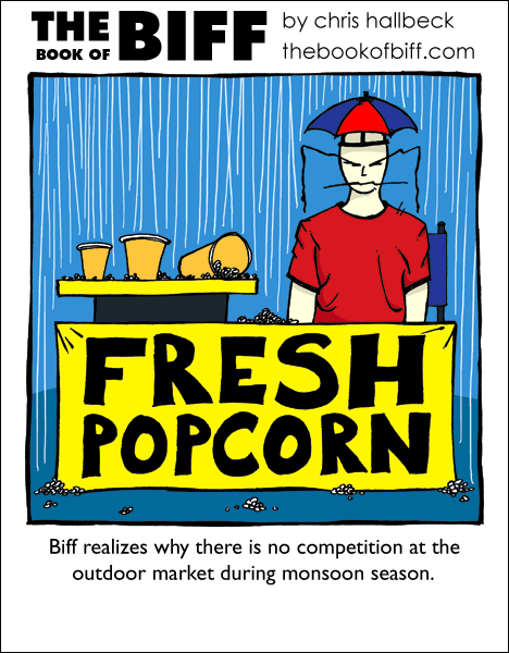 #127 – Popcorn
