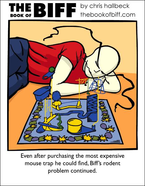 #150 – Mouse Trap