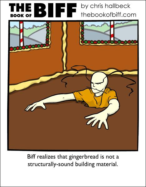 #153 – Gingerbread