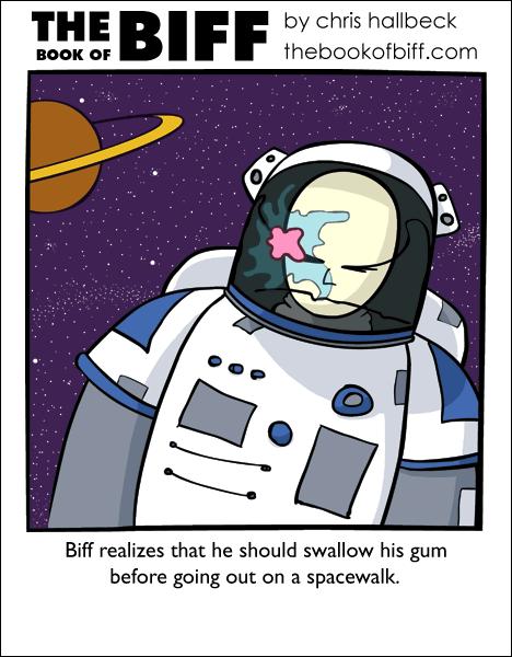 #155 – Space Walk
