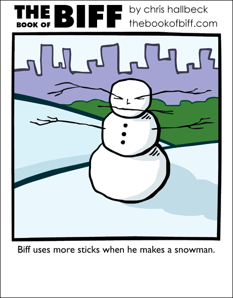 #157 – Snowman