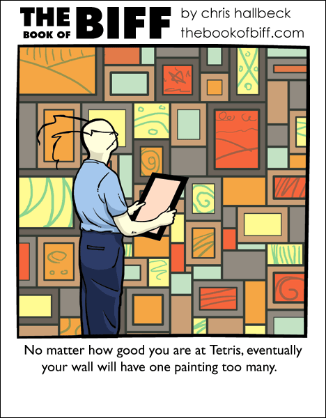 #160 – Tetris