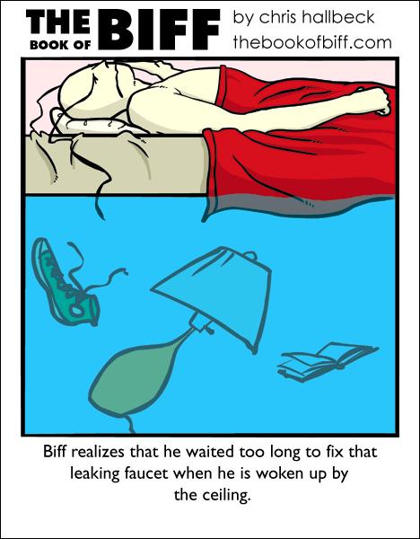 #161 – Leak