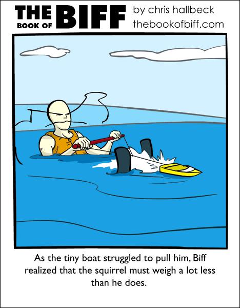 #163 – Water Ski