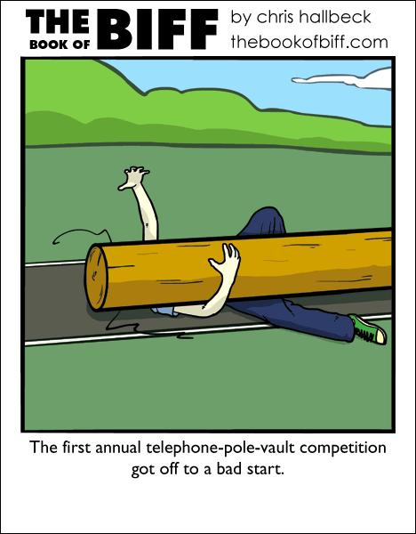 #171 – Pole