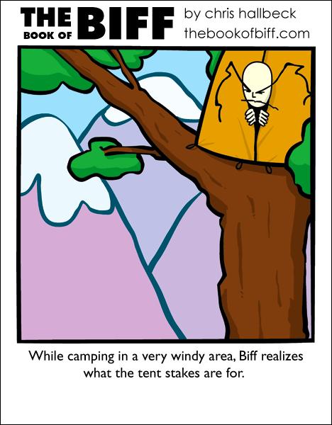 #177 – Tent