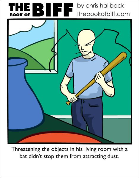 #188 – Dust