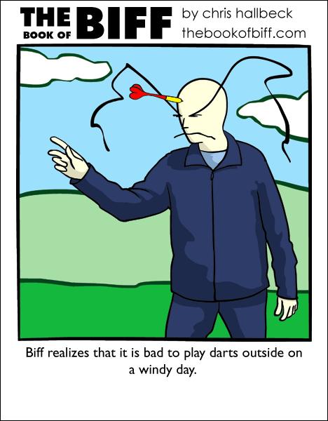 #191 – Darts