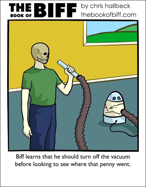 #197 – Vacuum
