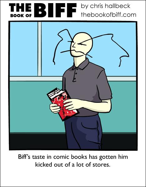 #209 – Comics