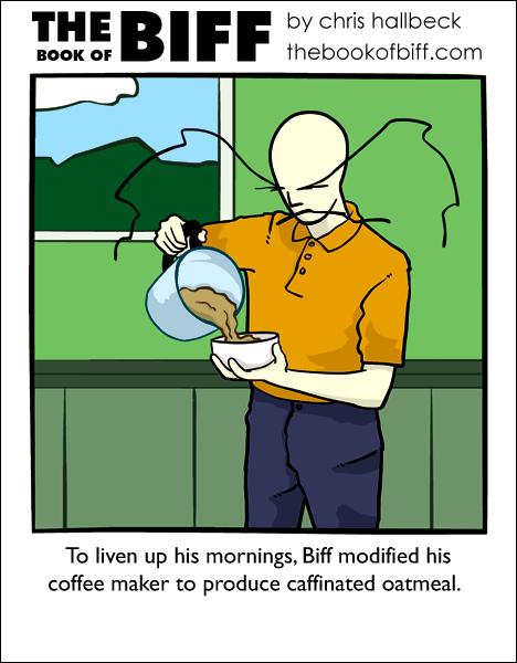 #212 – Oatmeal