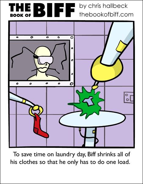 #217 – Laundry