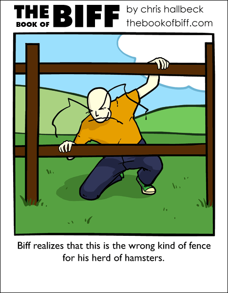 #305 – Fence