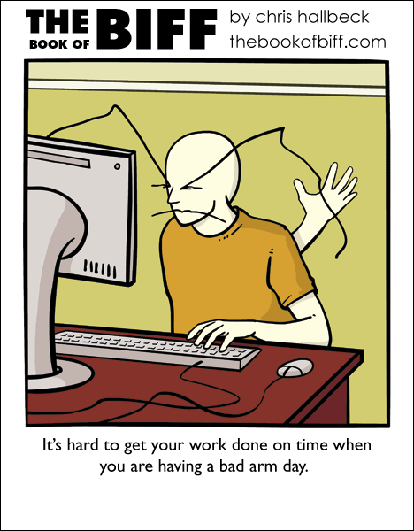 #476 – Cramp