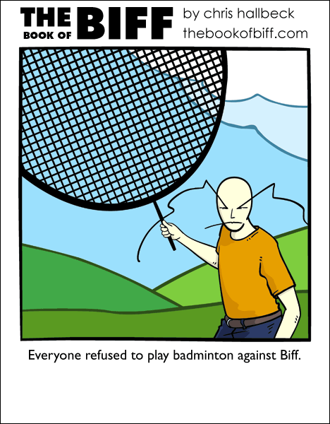 #492 – Battledore