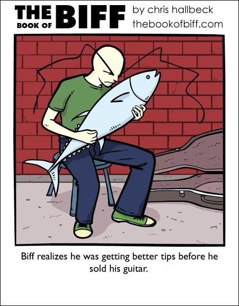 #613 – Busker