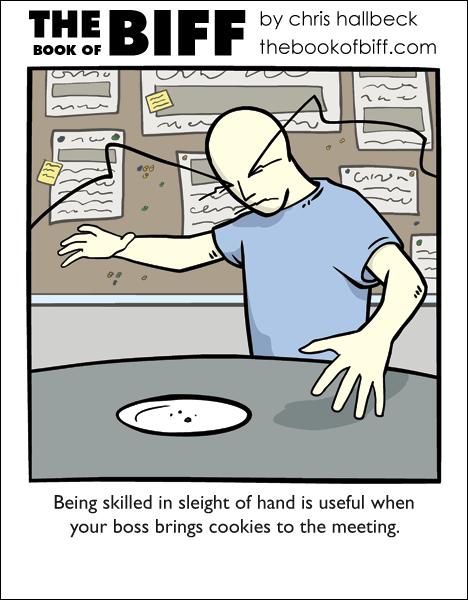 #685 – Crumbs