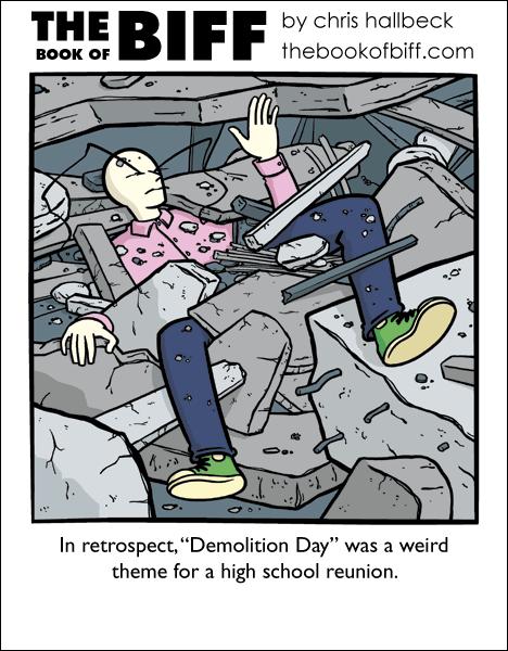 #1117 – Crumbled