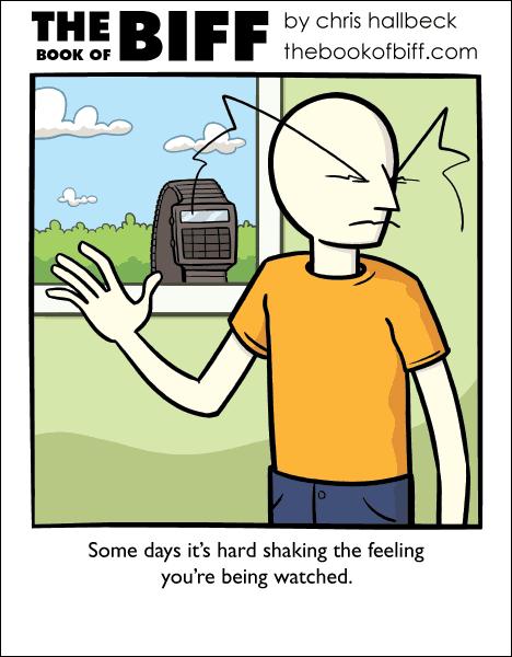 #1737 – Stalk