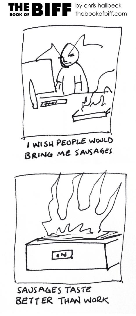 Biff's Diary #1