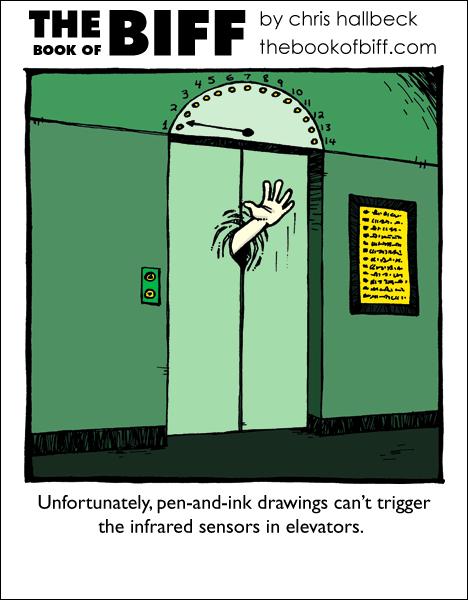 #9 – Elevator