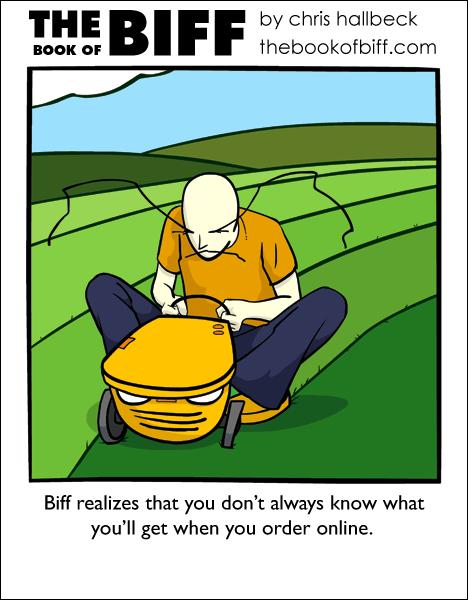 #334 – Mower