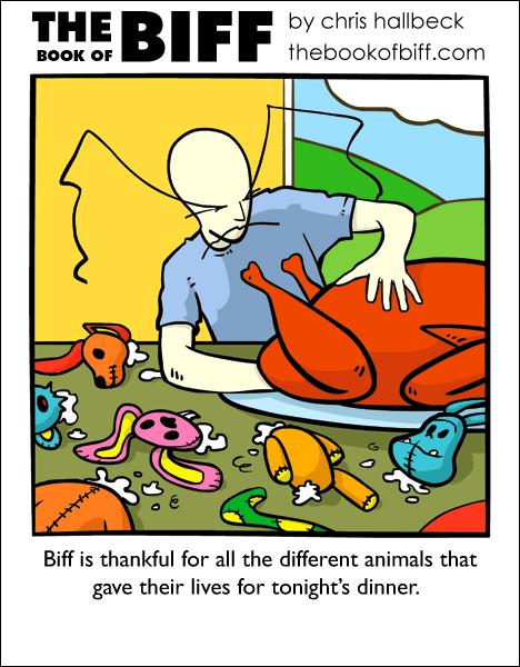 #383 – Stuffed