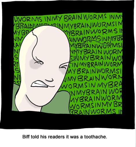 Guest comic by Zach Weiner
