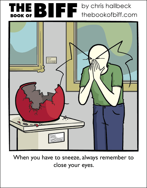 #871 – Sternutation