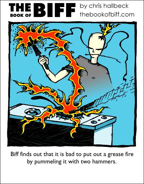 #2 – Fire