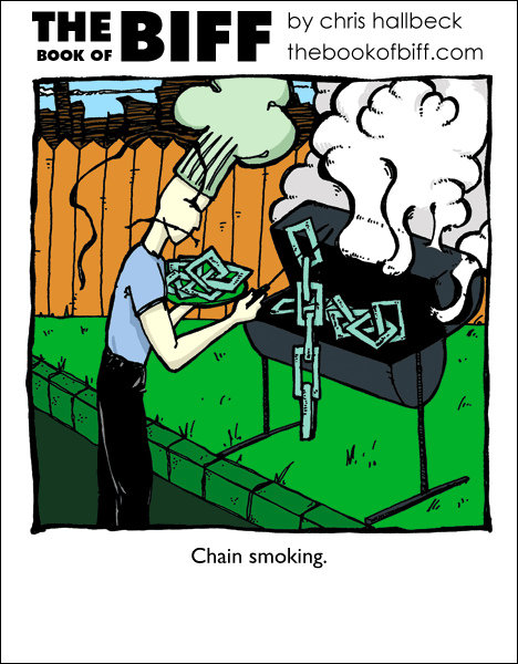 #72 – Chain Smoking