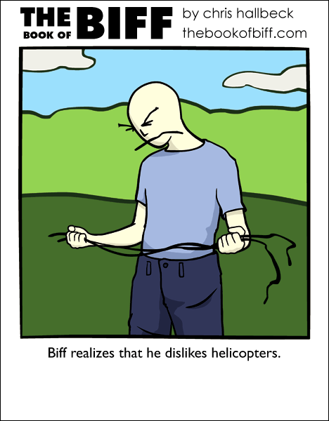 #202 – Helicopter
